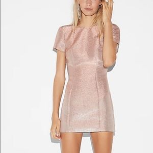 Sparkly Mini Dress // New Years Eve Dress